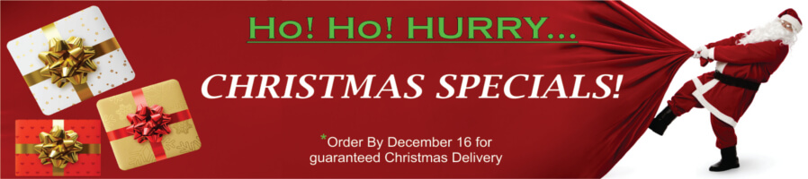 Christmas Specials At Collision Edge